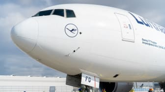 Lufthansa Cargo supports UNICEF's global vaccine distribution
