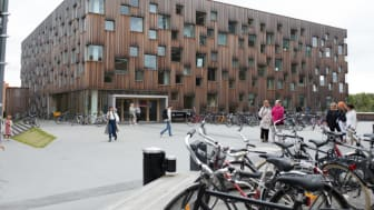 Arkitekthögskolan. Foto: Ulrika Bergfors
