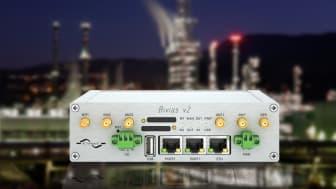 4G-router för kritiska applikationer