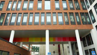 Örebro kommuns Byggnadspris 2020 - nominerad H-huset USÖ