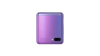 sm_f700f_galaxy z flip_closed front_purple mirror_191224