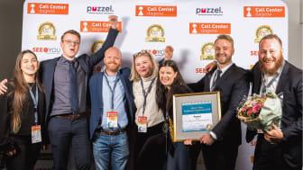 POWER vant Kundeserviceprisen 2019