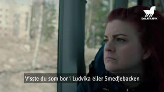 En bra grej för dig som behöver skjuts hem från Ludvika och Smedjebacken på helgnatten!