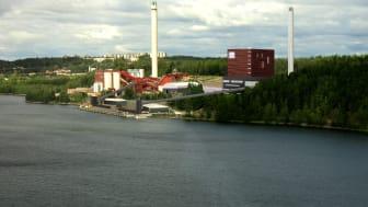 Södertälje, Botkyrka och Huddinge kommuner bygger kraftvärmeverk för 2,4 miljarder i Södertälje