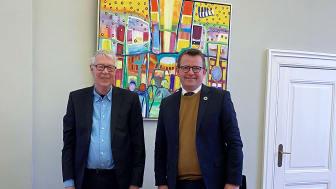 Et seriøst firma med stor erfaring. Det er beskrivelsen fra borgmester i Nordfyns Kommune, Morten Andersen, om Forenede Service, der 1. maj 2021 overtager den kommunale rengøringsopgave med en fireårig kontrakt.