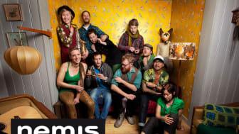 Premiär för ny spännande musikscen i Nyköping