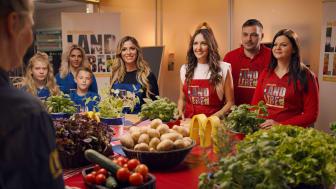 """The final Beef! Das große Finale der Familien Gameshow """"McDonald's Landleben"""" gewährt Einblick in die legendäre Testküche des Unternehmens"""