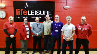 Stockport stroke survivors get active with Stroke Association's new Moving Forward programme