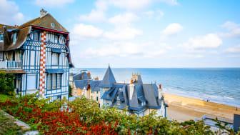 6 franska favoriter - från Normandie till Rivieran!