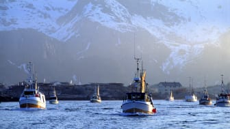 Norwegian fishing boats will continue to deliver fish