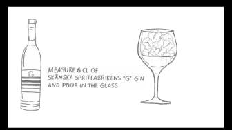 Så blandar du Världens Bästa Gin & Tonic