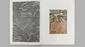 Fanzine-workshop med Fredrik Åkum, Beckers konstnärsstipendiat
