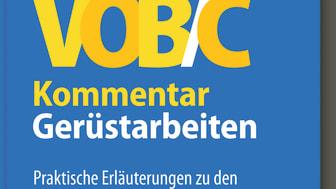 VOB/C Kommentar – Gerüstarbeiten (2D/tif)