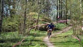 Bild från EM i Mountainbike 2016