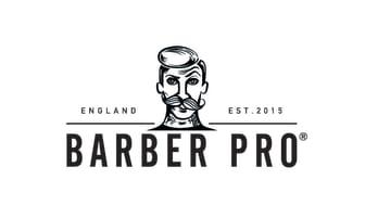 BARBER PRO Logo