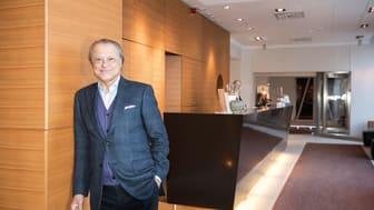 Bicky Chakraborty, VD och ägare till Elite Hotels.