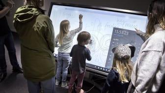 Risk- och krislaboratoriet på Mittuniversitetet i Östersund var ett av de EU-projekt som visade upp sin verksamhet under förra årets Mitt Europa-kampanj. Foto: Lina Lindbäck
