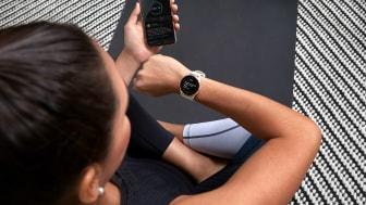 Garmin lisää raskauden seurannan kuukautiskierron seurantatoimintoon antaakseen  naisille kokonaisvaltaisen kuvan hyvinvoinnista rannelaitteessa