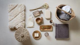 Velvære er essensen i den nye Nordic Bath-kollektion