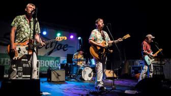 The Surfin Lungs (UK) spelar på Power Pop Extravaganza 13 juni