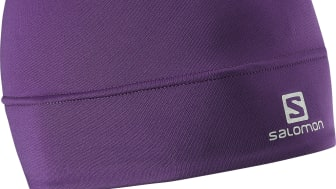 Salomon Active beanie, lila