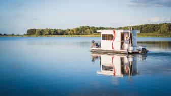 Urlaub auf einem Hausboot:  BestFewo verrät die besten Ziele.