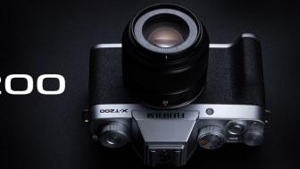 FUJIFILM X-T200 & FUJINON XC35mm F2