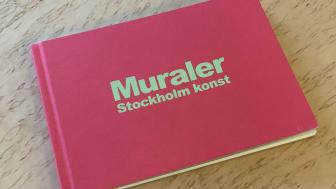 """Einar Mattsson med i Stockholms Konsts bok """"Muraler"""""""