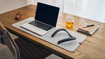 Una mejor manera de trabajar desde casa: Sony presenta el altavoz personal inalámbrico tipo neckband SRS-NB10