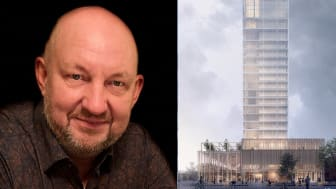 Peter Brisenheim ny teknisk chef på Sara kulturhus
