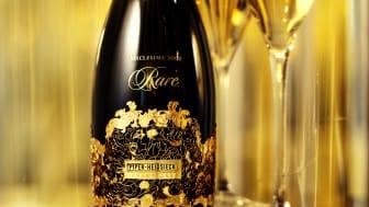 Champagneslipp på vinmonopolet i juni