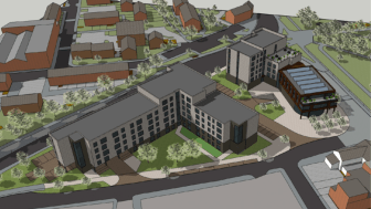 Affordable housing for key Radcliffe gateway site