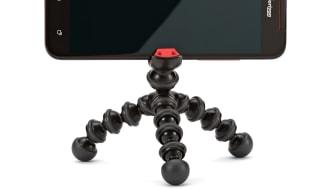 Gorilla Pod - Det portabla och stabila stativet till din telefon