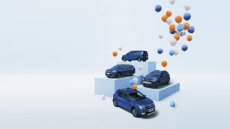Dacia fyller 15 år som varumärke i Europa