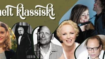 Läckert och inbjudande när Helt klassiskt intar Kulturkvarteret Kristianstad igen!