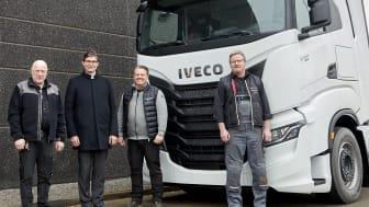 Diesel Dok ApS i Herning bliver nyt IVECO serviceværksted for IVECOs tunge lastbiler