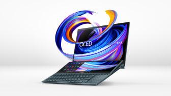 ASUS lancerer ZenBook Pro Duo 15 OLED i Danmark