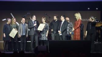 Frihamnen vann Planpriset 2016. Foto: Jonas Eriksson.
