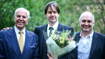 Peter Mattei mottog Jussi Björling-stipendiet på operagala