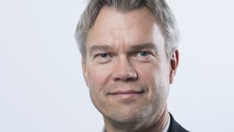 Peter Rönnholm, ny ekonomidirektör i Region Västerbotten