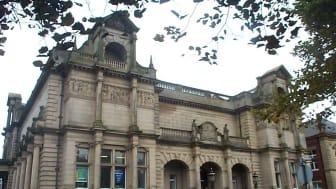 International sculpture centre for Bury town centre