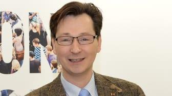 PhDr. Sven-David Müller, MSc., Ernährungsexperte