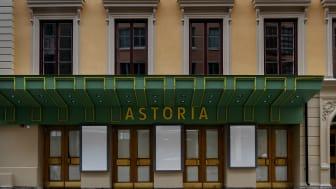 Astoriahuset - Nybrogatan - fasad