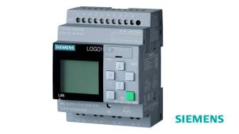 Tack vare molnanslutningen i LOGO! 8.3 från Siemens kan systemdata sparas överallt där det önskas. Fotokälla: Siemens
