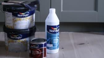 Nordsjö Nordic Colours 2018 - Kubel Green Forest