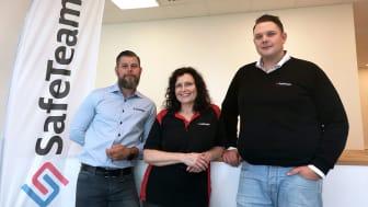 SafeTeam öppnar ny lås- och säkerhetsbutik i Spånga