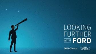 Megjelent a  Ford 2020-as Trendfigyelő Tanulmánya