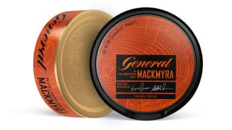 General Mackmyra - ett snus med smak av svensk maltwhisky