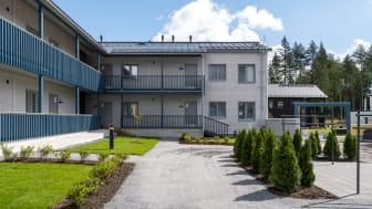 Tuusulan Tähtipolku esitellään Asuntomessuilla – BoKlok-kohteen ovat kehittäneet yhteistyössä Skanska ja IKEA