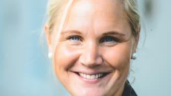 Maria Bolin Anvill, vd för Utvecklingsklustret Energi AB